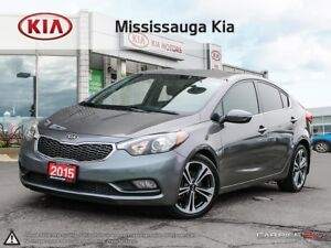 2015 Kia Forte 2.0L EX BACK UP CAM|HTD SEATS|KEYLESS|LOW KM