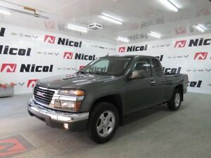 2011 GMC CANYON 2WD EXTENDED CAB