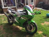 Kawasaki Ninja zx6r 600cc. Swap/sale.