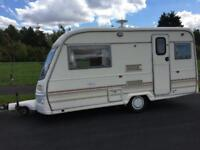 Avondale mayfly Caravan with remote mover