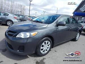 2012 Toyota Corolla C Package *A/C*