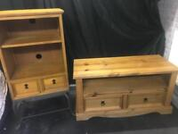Tv unit and display stand sold together or separately