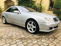 Mercedes CL 500 V8 Auto - bmw 8 series porsche 911 sl500 audi classic vw jaguar aston px mg alfa