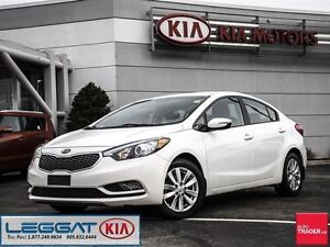 2014 Kia Forte LX+ - No Accident, Alloy Wheels, Heated Seats, Bl