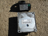 ASTRA VECTRA 16V ECU UNITE CONTROLLER WITH CHIP in GATWICK AREA