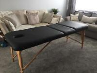 Professional Massage Table/Couch (portable)