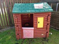 Little Tikes Climbing frame & Play house