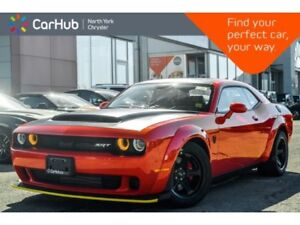 2018 Dodge Challenger New Car SRT Demon |HEMI|ComfortAudioPkg|Al