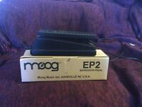 Moog EP-2 Expression Pedal