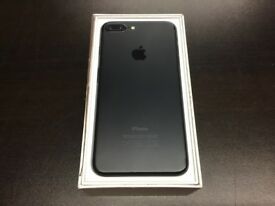 IPhone 7 Plus 128gb Unlocked very good condition with warranty and accessories