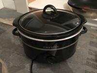 Genuine Crockpot Slow Cooker