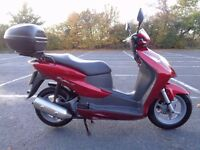 2006 HONDA SES 125 DYLAN SCOOTER MOTORBIKE 1 OWNER FROM NEW VGC NEW MOT & TAX