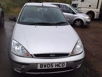 FORD FOUCS 1,8 TDCI DIESEL 2005 SILVER ,,, NO TIME WASTERS