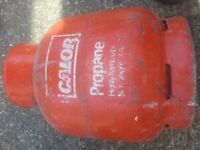 Propane Gas Bottle Calor