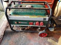 Parkside Petrol Generator PSE2800 B2