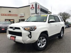 2016 Toyota 4Runner SR5 (POWER GROUP, 7 SEATER)