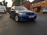 Bmw 1series 120d e87 bargain