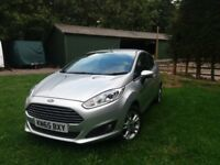 Ford fiesta zetec for sale. 65 plate, 35,000 miles. great condition.