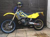 Husqvarna wre 125 rd legal