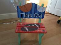 Timeout chair