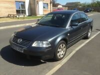 2002 vw Passat 1.8t mot September
