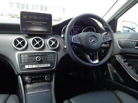 Mercedes-Benz A Class A 200 D SPORT (white) 2017-03-16