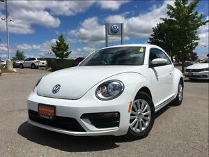 2017 Volkswagen Beetle Trendline 1.8T 6sp at w/ Tip