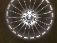 bmw alloys of e90 suits wide range of cars & vans