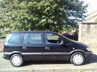 Vauxhall Zafira Life 1.6 2005 (55)**7 Seater**Full Years MOT**ONLY £1595!!!