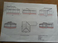 UPVC Conservatory with plans (2)
