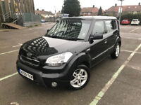 2009 (59) KIA Soul 1.6 CRDi 2 Hatchback 5dr Diesel Automatic 6 Months Warranty Included