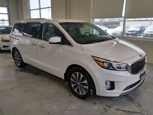 2018 Kia Sedona SX+ Leather, Loaded! Check this out!