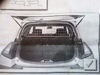 Renault Megane dog guard