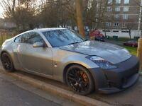 Nissan 350z GT - Head turner Low Mileage and Road Tax UK Spec