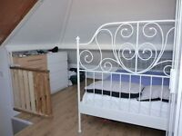BARGAIN ! BIG DOUBLE ROOM FOR SINGLE USE ONLY 130pw ALL BILLS INCLUDED