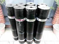 Roofing felt set for garage or extension: 7 rolls in total!!! Cap sheet Best quality!!!