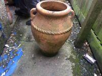 large planters / pots