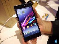 Sony Xperia Z1 mini in Black colour for quick sale...