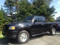Reduced-Ford Ranger Sport Supercab- 81km-Safety Inspected