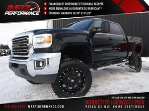 2015 GMC SIERRA 2500HD Z71 - SLE - Lift kit - Mags/ Pneus MUD -