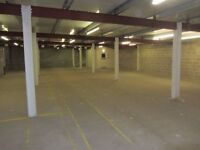 Light Industrial Warehouse Space Available at £12/Foot
