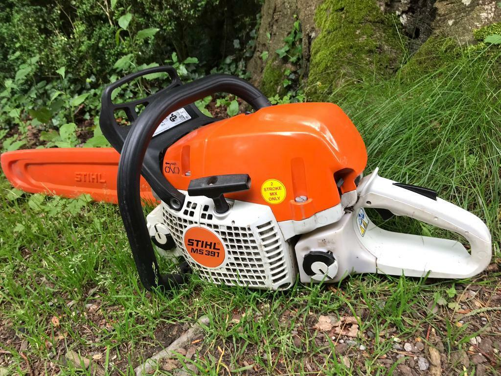 Stihl ms391 chainsaw | in Blandford Forum, Dorset | Gumtree