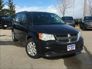 2015 Dodge Grand Caravan SXT**NAVIGATION BLUETOOTH