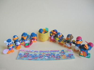 Kompl.-Satz - Bingo Birds + BPZ