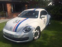 Volkswagen Beetle 1.2 TSI, 2013, 44k Miles, 3 Door Hatchback, Petrol, Excellent Condition