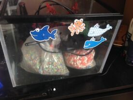 Fish tank £10