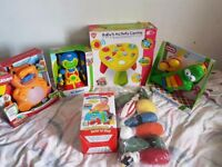 Urgent Baby/toddler new toys joblot. 6 months, 12 months, 18 months bundle