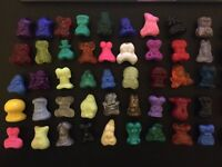 Gogo's Crazy Bones. Complete Set - Series 1 from 1996.