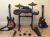Guitar Hero Set