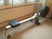 V-Fit rowing machine